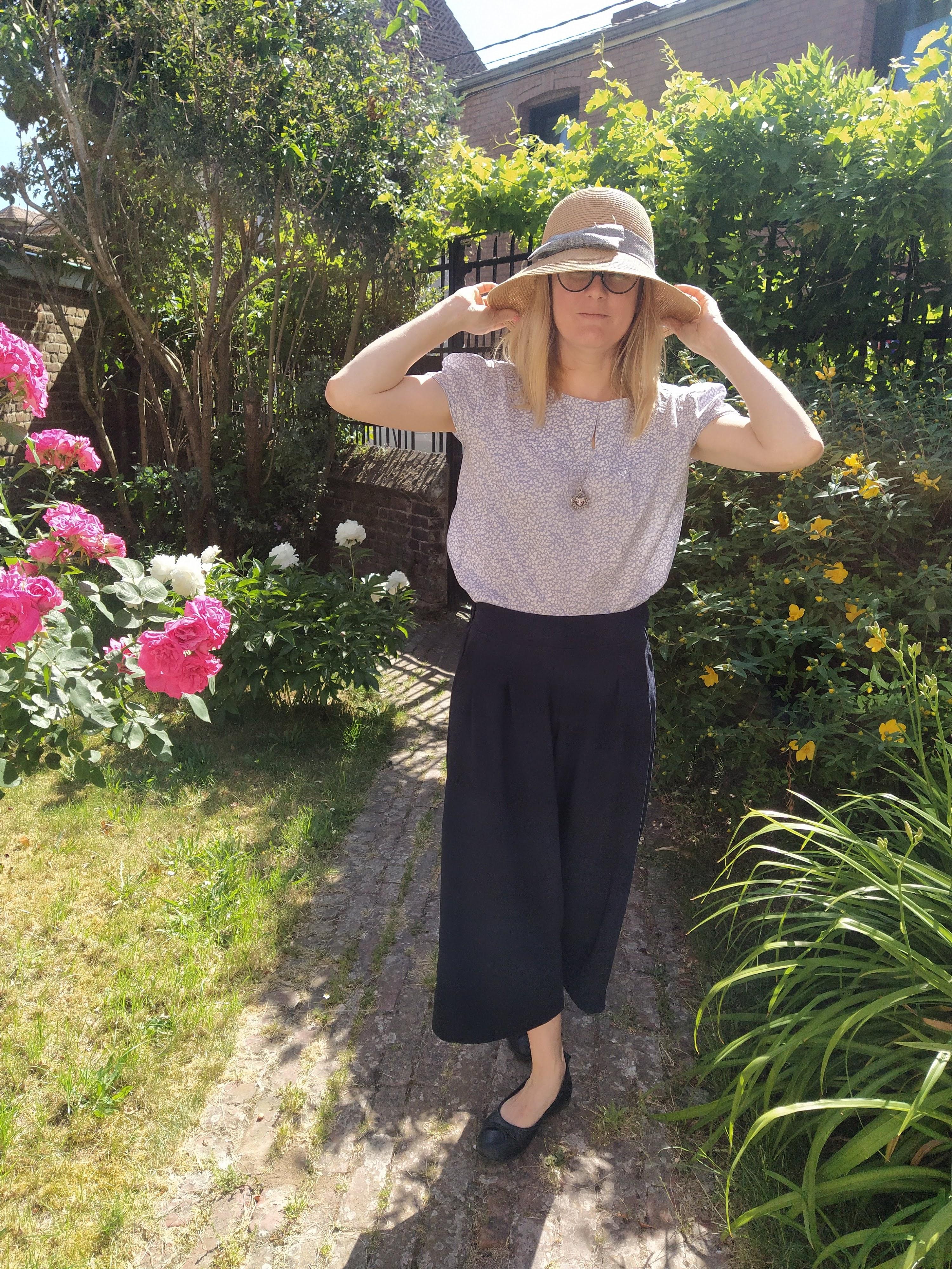 Anja slow sunday paris