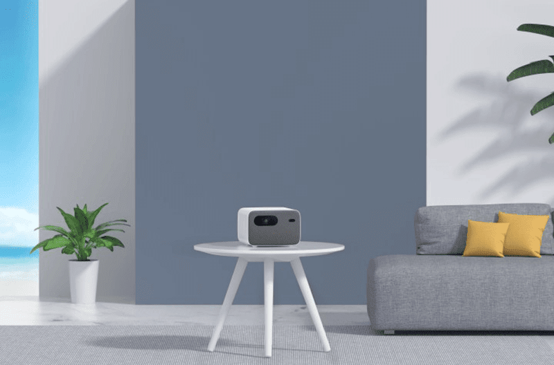 Mi Smart Projector 2 Pro can double as a smart home hub