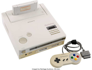 sony snes cd
