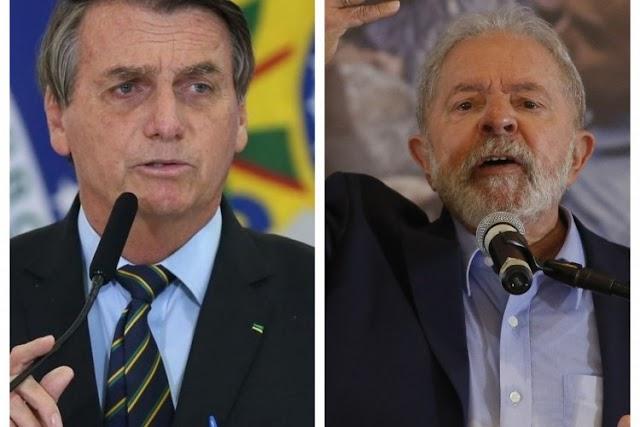 """Bolsonaro afirma que povo """"merece sofrer"""" caso decida votar em Lula em 2022"""