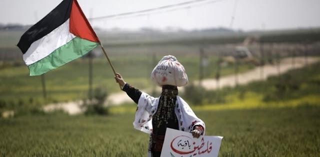 Palestina Yang Terluka Kembali Ditusuk Dari Belakang Oleh Sekutunya, Bahrain