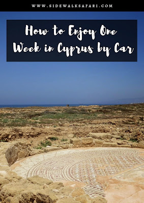 How to enjoy a one week in Cyprus road trip itinerary