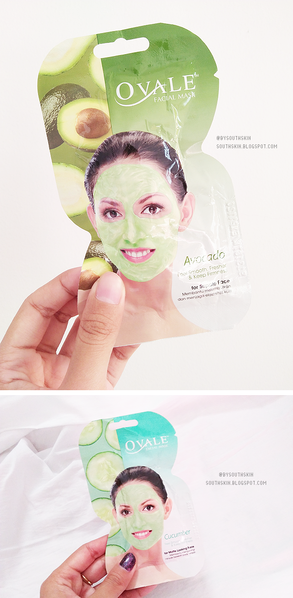 ovale-facial-mask-avocado-cucumber-review