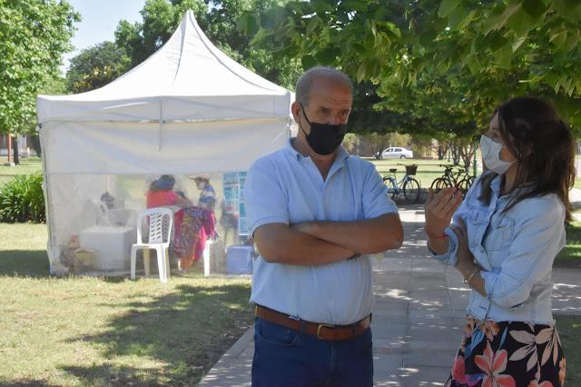 En Juan José Paso se llevó a cabo una campaña de salud integral