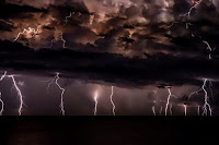 Lightning Storm Photo by Josep Castells on Unsplash
