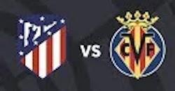 Resultado Atletico vs Villarreal liga 29-8-21