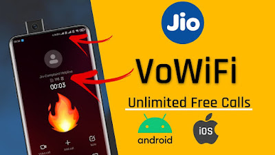 Jio wifi call for android