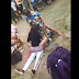 Video purportedly shows sisters of a bride twerking on the groom to test if he can be faithful to their sister by not getting an erection