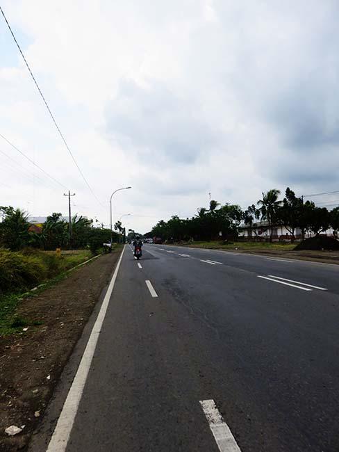 Jalan Utama Purworejo-Kutoarjo