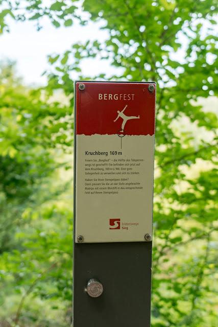 Talsperrenweg Siegburg | Wahnbachtalsperre | Erlebnisweg Sieg | Naturregion Sieg 12