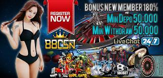 Tips Dan Strategi Permainan Situs Judi Bola Sbobet 88CSN Dengan Bonus 120% New Member