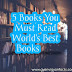 5 Books You Must Read If You're Serious About Success- World's Best Life Changing Book For Students