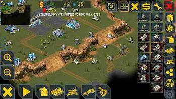 تحميل العاب استراتيجية حربية للاندرويد