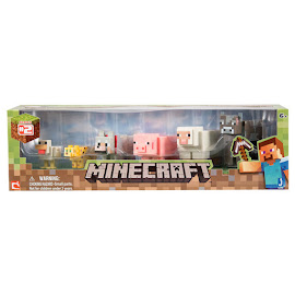 Minecraft Series 2 Cow Overworld Figure