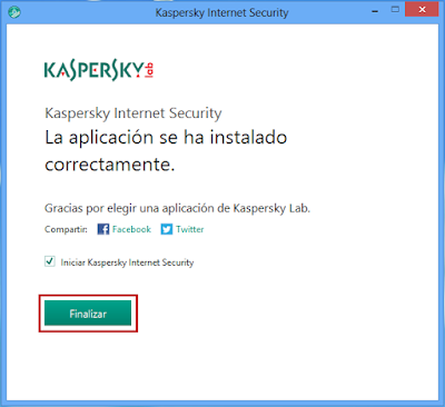Kaspersky 2016 Español