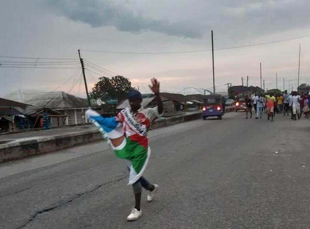 UPDATES: Bayelsa Election Results