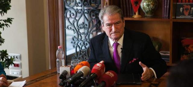 Σαλί Μπερίσα: Η συμφωνία για ορισμό της υφαλοκρηπίδας με την Ελλάδα απέτυχε λόγω «τρίτου παράγοντα»