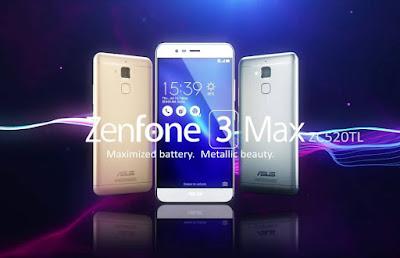 ASUS Zenfone 3 Max, Kualitas Hebat Harga Bersahabat