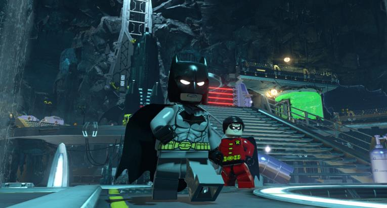 LEGO Batman 3 Beyond Gotham pc full español