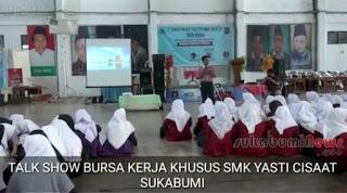 Talk Show BKK SMK Yasti Cisaat
