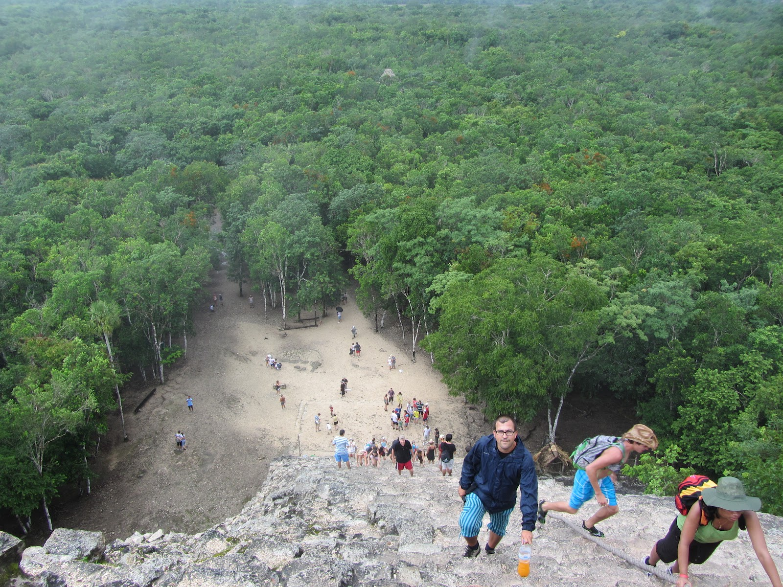 Visitar as ruínas de COBA | Uma ruína maia escondida na selva do México
