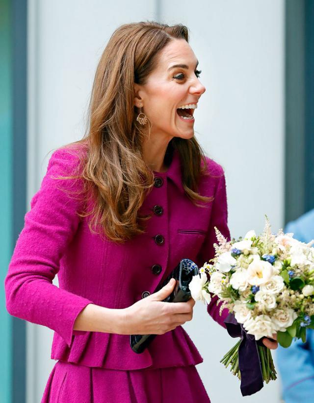 Kate Middleton casually broke royal fashion protocol
