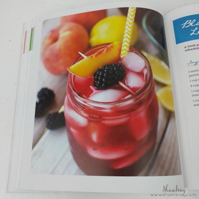 cookbook, recipe, drink, Summer
