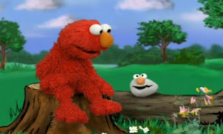 Elmo Rock says they can still be friends. Elmo Rock and Elmo sing Stick Out Your Hand and Say Hello. Sesame Street Elmo's World Friends Tickle Me Land