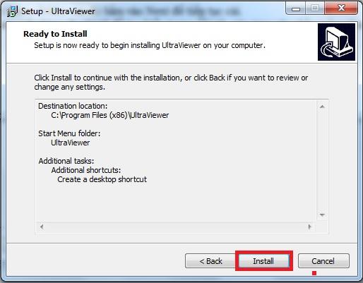 Hướng dẫn cài đặt UltraViewer 6.3 mới nhất đơn giản và chi tiết c