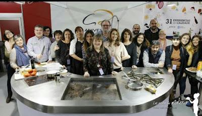 Xantar. IV Encuentro de bloggers gastronómicos.