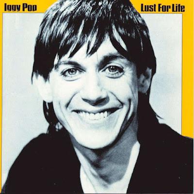 Lust For Life d'Iggy Pop est une pièce maitresse de la pop mondiale.