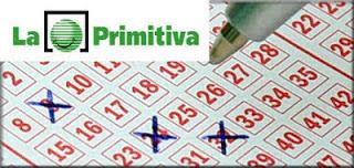 Loteria primitiva del jueves 10 de noviembre de 2016