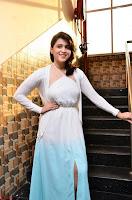 Mannara Chopra in Beautiful Cute Sensual Whtie Designer Dress ~  Exclusive Pics 058.jpg