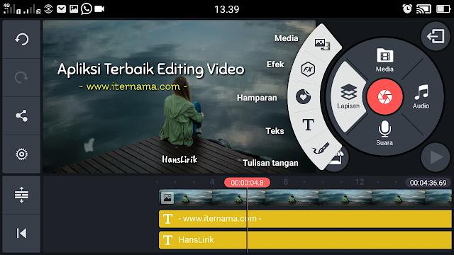 5 APLIKASI EDITING VIDEO TERBAIK DI ANDROID