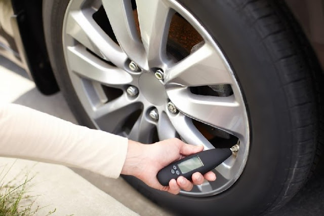 lima langkah merawat ban mobil