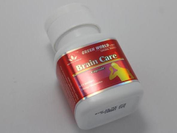 Brain Care Capsule Di Apotik