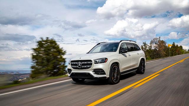 2020 Mercedes-Benz GLS Class Review