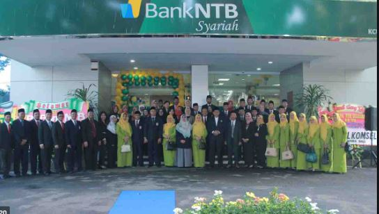 Alamat Lengkap dan Nomor Telepon Kantor Bank NTB Syariah di Lombok Timur
