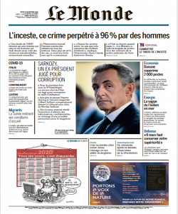Le Monde Magazine 24 November 2020 | Le Monde News | Free PDF Download
