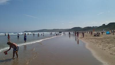Playa de Merón, San Vicente de la Barquera, Cantabria