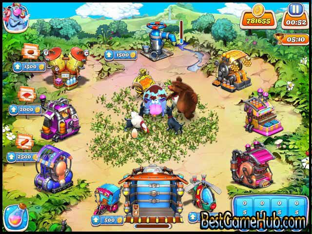 Farm Frenzy Hurricane Season PC Repack Game Free Download