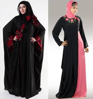 Stunning Abaya Collection 2017 for Pakistani Girls