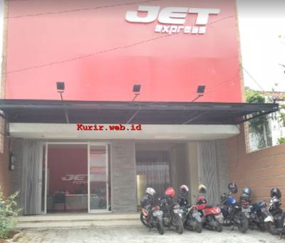 Alamat agen JET Express di Surabaya