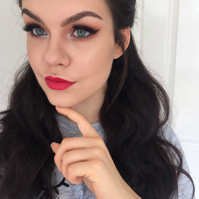 coral lips, mac cosmetics, nyx cosmetics, flatlay
