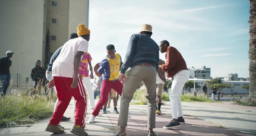 Canzone della Pubblicità di Levis 2017 spot Ballerini di strada