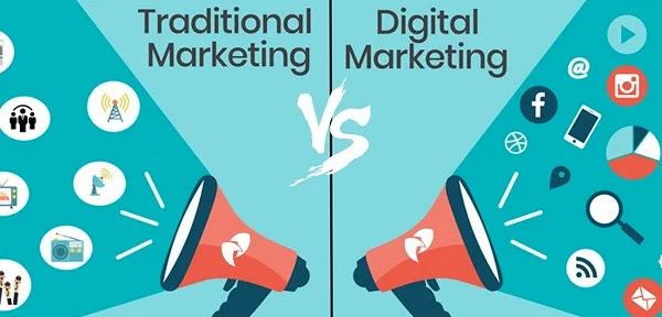 هل تعرف ما هو الفرق بين التسويق المباشر والتسويق التقليدي .؟