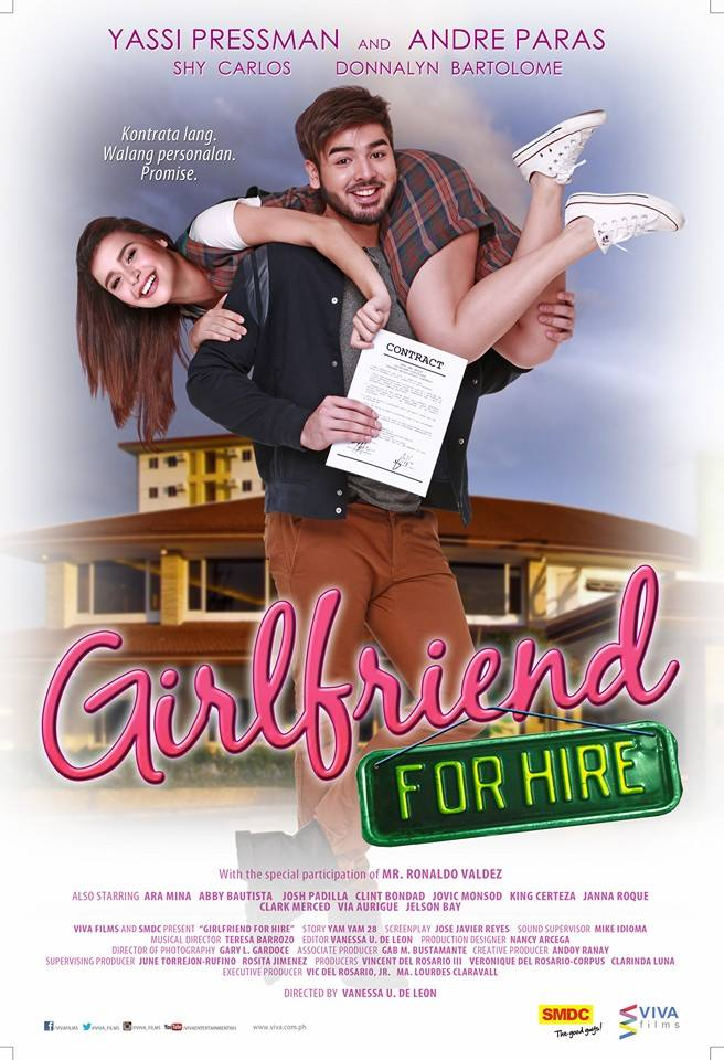 Girlfriend For Hire (2016) Movie free download