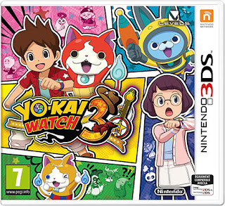 Yo Kai Watch 3 ROM & CIA 3ds
