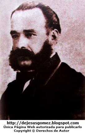 Retrato de Miguel Grau por Jesus Gómez