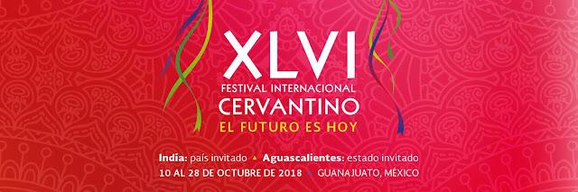 festival cervantino 2018